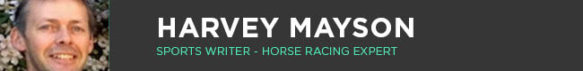 Harvey Mayson - Horse racing expert