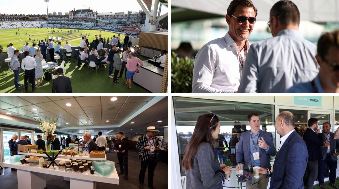 Ashes Kia Oval Hospitality Highlights