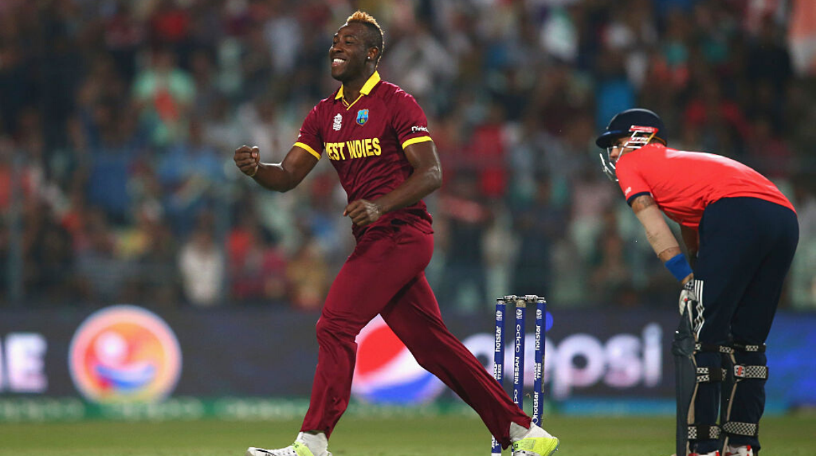 Andre Russell - West Indies