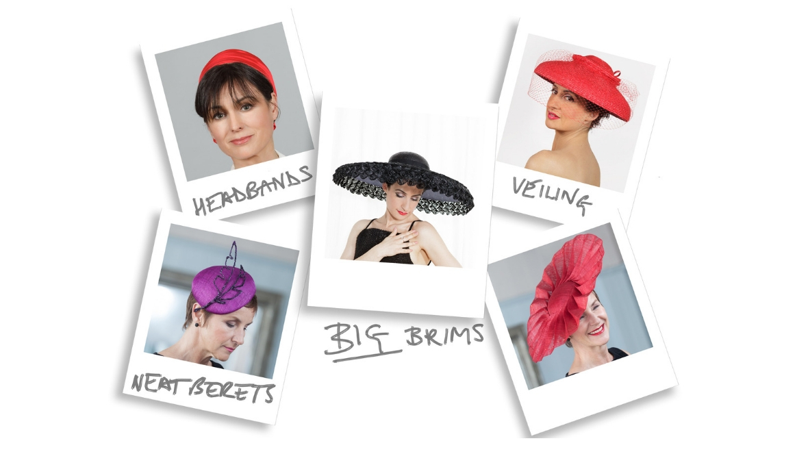 Hats and headpieces for your race day | horse racing