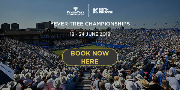 fever-tree championships