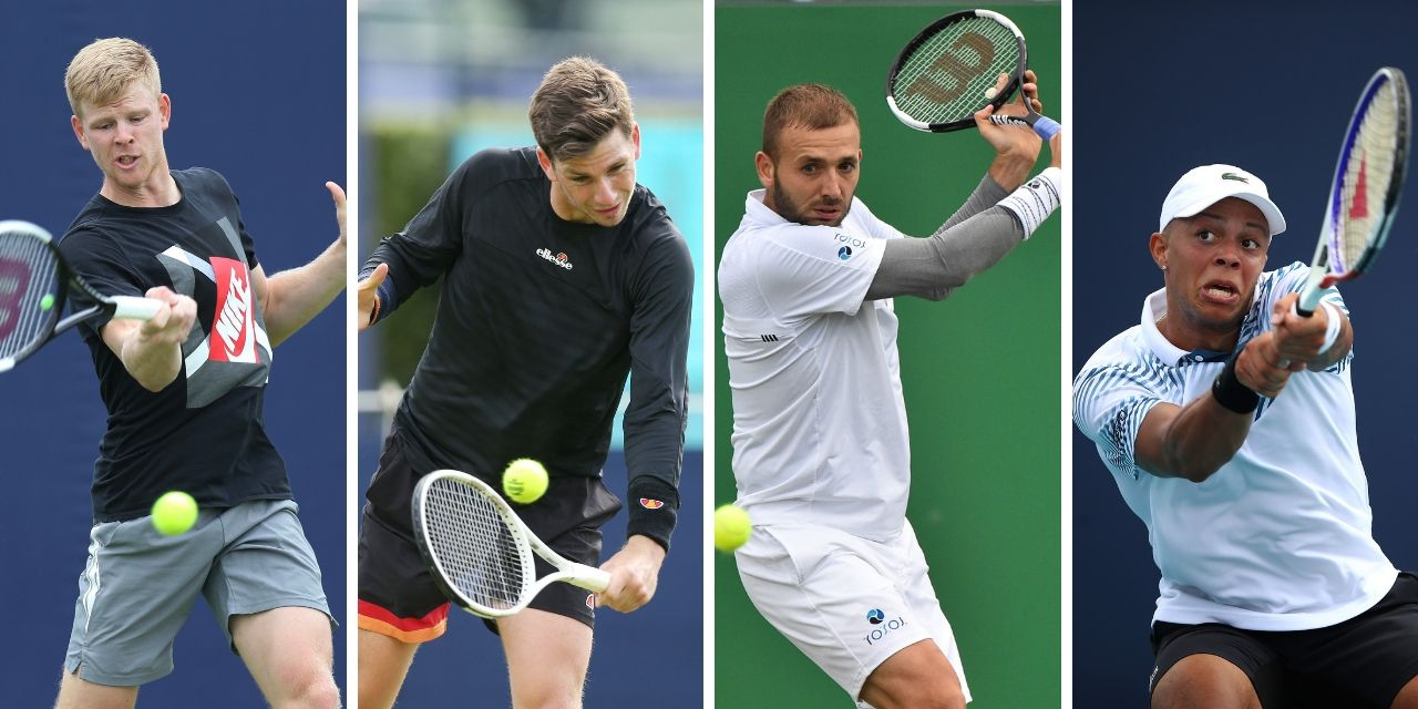 British players at Fever-Tree Championships