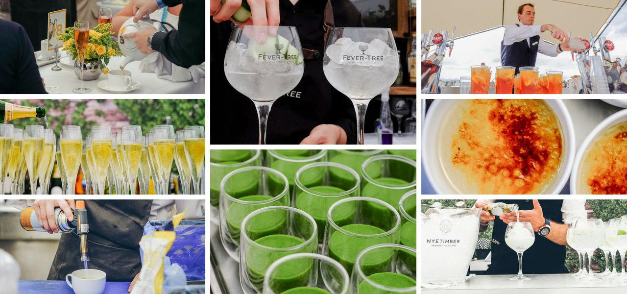 Fever-Tree Championships Hospitality Drinks