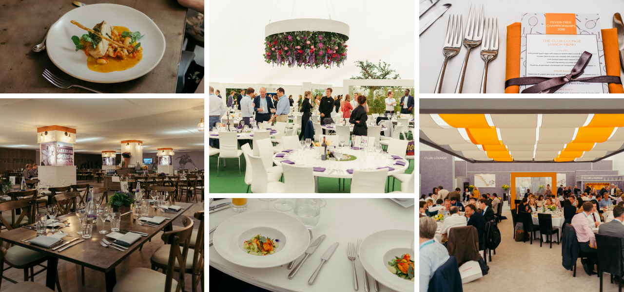 Fever-Tree Championships Hospitality Highlights