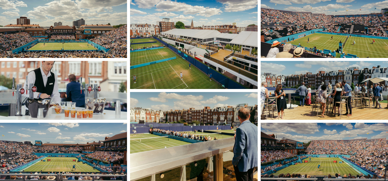 Fever-Tree Championships Hospitality Outdoors