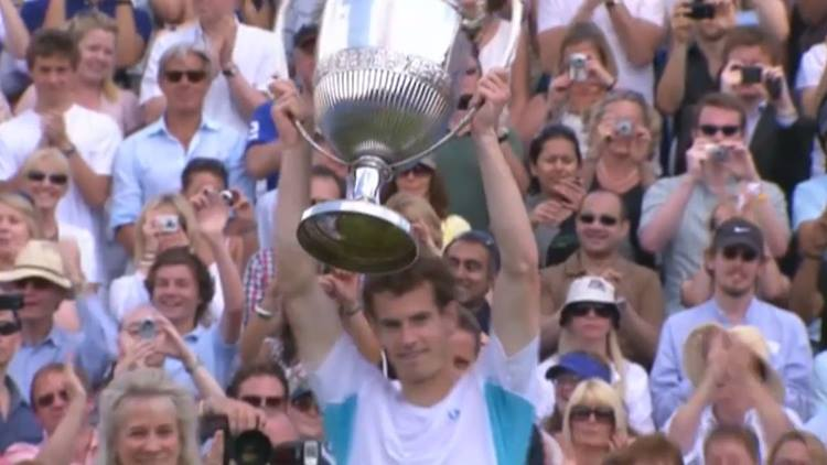 Andy Murray Queen