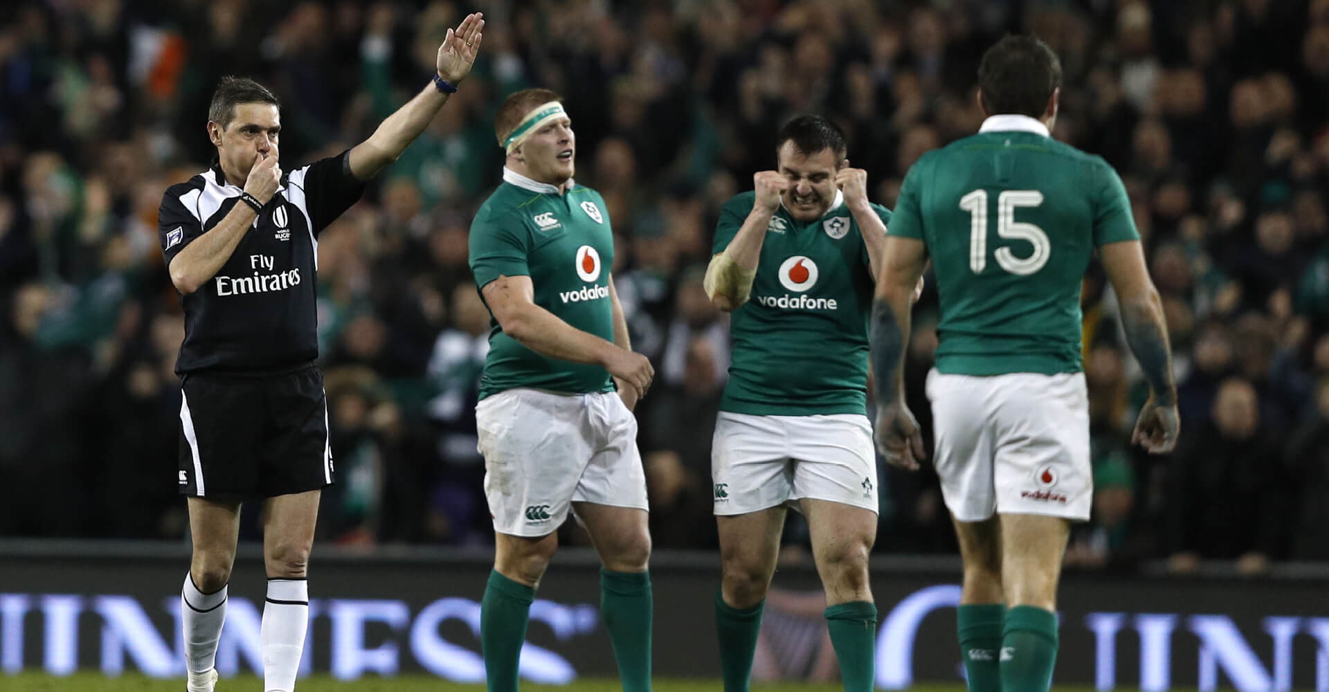 Ireland rbs 6 nations