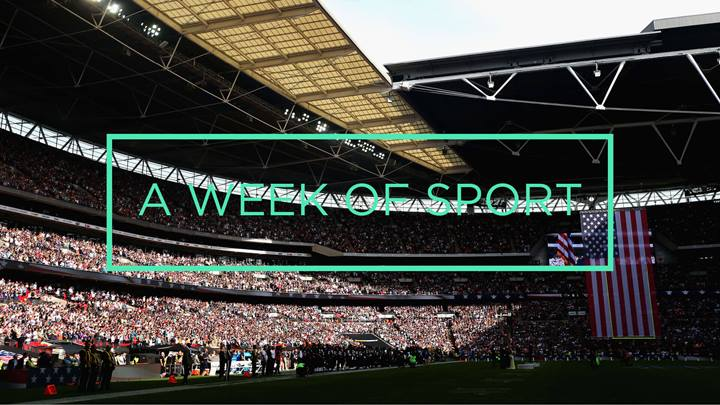Week of sport NFL