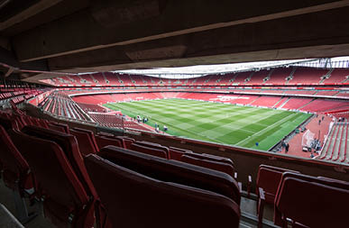 Arsenal facilites9